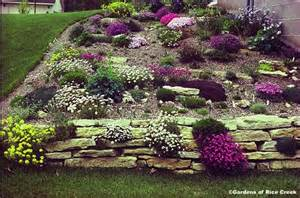Sloped Garden Ideas Pretty Back Garden Yard Ideas Gardens The Plant And Front Yards