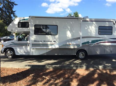 2000 winnebago minnie winnie dl rvs for sale