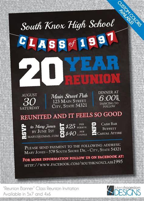 Best 25 Class Reunion Invitations Ideas On Pinterest Gathering Invitation Template