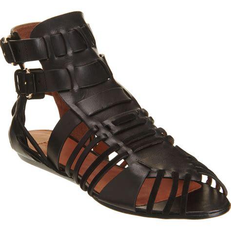Sandal Preloved Gladiator 1 lyst givenchy gladiator sandal in black