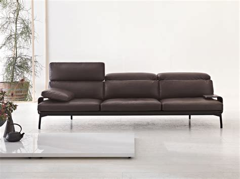 cassina sofa buy the cassina 288 sled three seater sofa at nest co uk