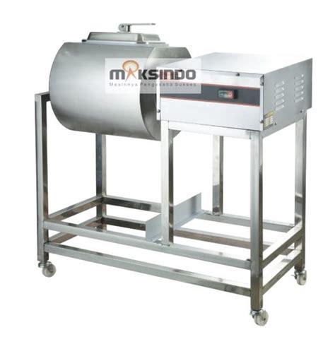 Mixer Listrik mesin marinasi pencur bumbu dan daging ayam ikan toko mesin maksindo