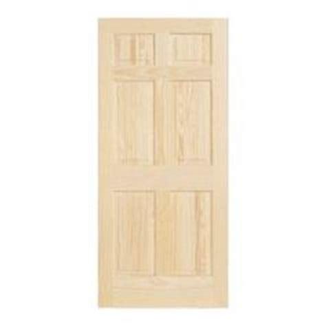 jeld wen woodgrain 10 lite unfinished pine prehung masonite 24 in x 80 in x 1 3 8 in riverside white 5