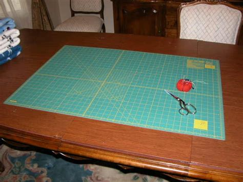 Spotlight Cutting Mat by Easy D I Y Blankets For National Craft For Your Local