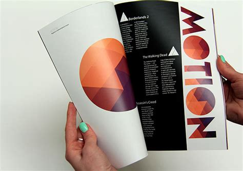 30 fresh simple yet beautiful brochure design ideas