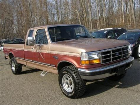 1995 F250 Specs by 1995 Ford F250 Xlt Extended Cab 4x4 Data Info And Specs