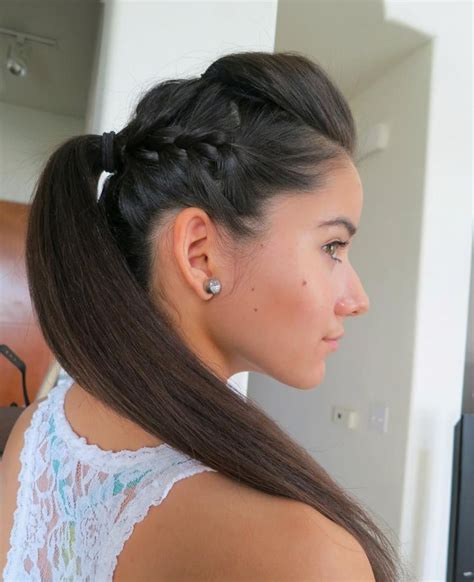 cute hairstyles quick and easy quick easy hairstyles for long hair hairzstyle com