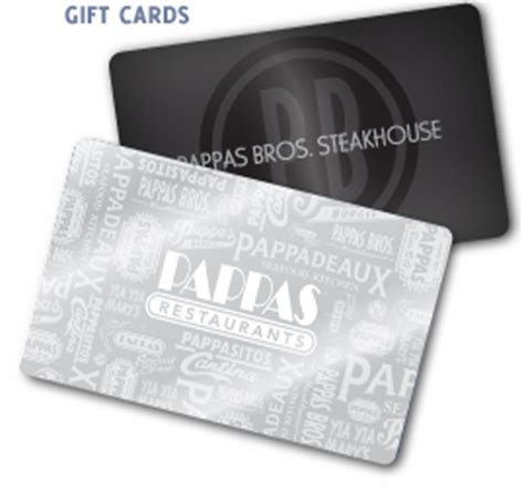 Pappas Restaurants Gift Card Balance - pappas com gift cards