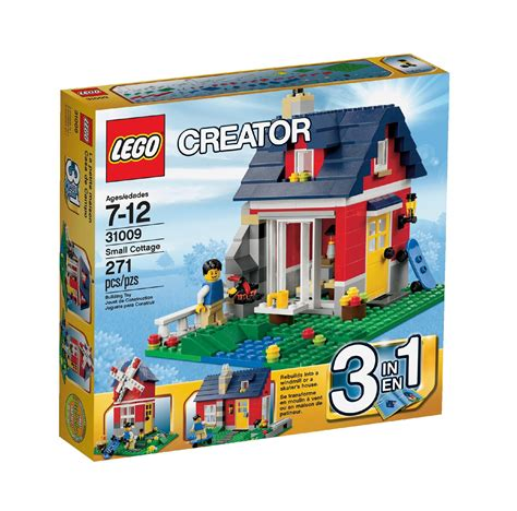 lego cottage lego creator small cottage 31009