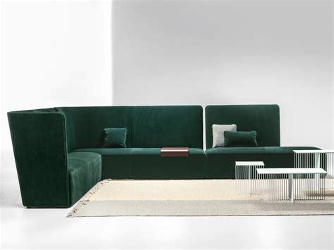 sofas for hotels velour modular sofa velour collection by la cividina