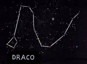 Wedding Tables Decorations Constellations Draco Constellation And Search On Pinterest