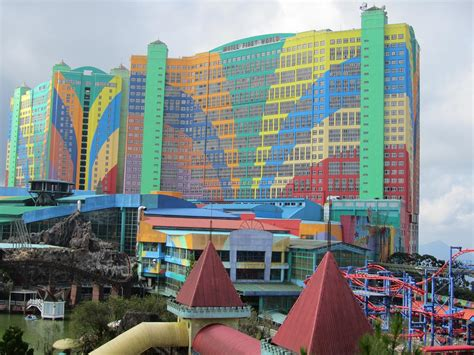 theme park hotel at genting poison apple top 10 most beautiful hill stations in malaysia