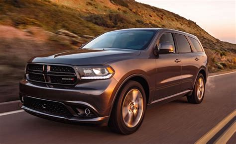 New Dodge Durango Price   2017 Dodge Charger