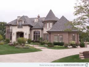French Country Style Home 15 Different Exterior Designs Of Country Homes