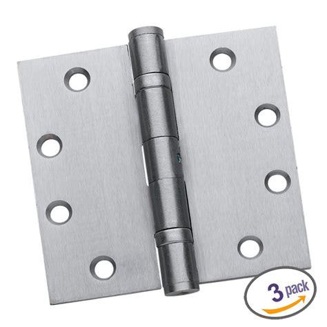 Commercial Door Hinges by Commercial Grade Bearing Door Hinge Brushed Chrome