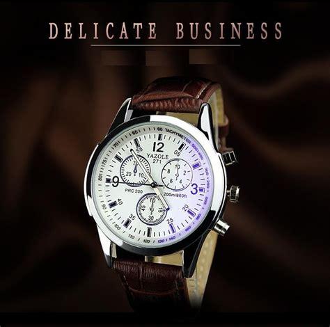 Harga Jam Tangan Yazole Quartz 296 yazole jam tangan analog 271 black black