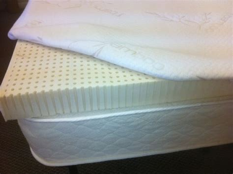 All Talalay Mattress by 3 Inch All Talalay Mattress Topper 3
