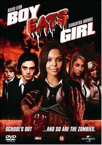 kumpulan film zombie comedy boy eats girl 2005 zombie movies pinterest boys