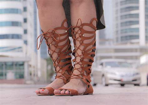 gladiator sandals for big calves knee high gladiator sandals for wide calves already