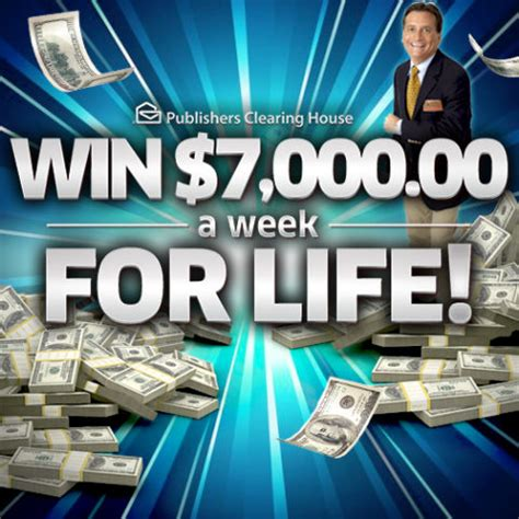 Pch 7 000 A Week For Life - elaina r pch blog