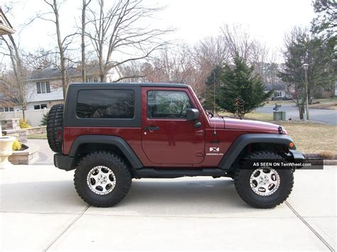 2007 Jeep Wrangler 2007 Jeep Wrangler