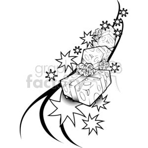 gift tattoo designs royalty free gift design 377641 vector