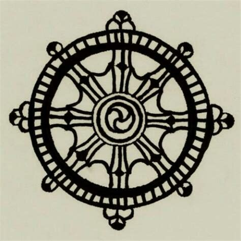 dharma tattoo designs dharma wheel marked for