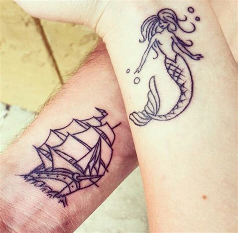 tattoo couple goals 45 best images about tattoos on pinterest relationship