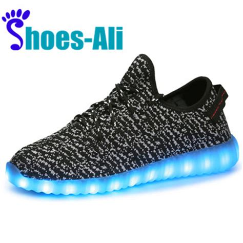 light up shoes for men led shoes for adults 2016 casual led light shoes for women