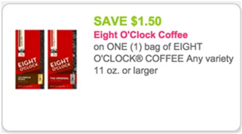 printable eight o clock coffee coupons new eight o clock coffee coupon and ibotta deposit 1 99