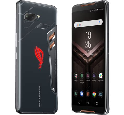 asus rog phone smartphone review notebookcheck net reviews