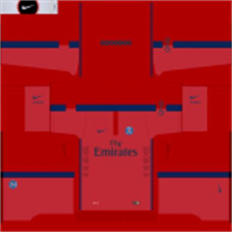 desain keren kit jersey pes2013 psg kits ligue 1 14 15 by tunevi pes patch