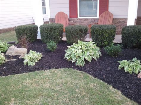 how to mulch flower beds pine straw or mulch for front flower bed tacoma world