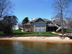 waterfront homes lake norman waterfront home in mooresville lake norman