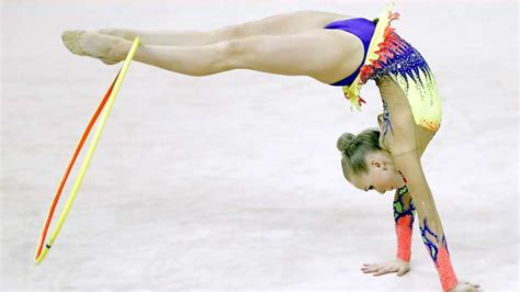 imagenes motivadoras para hacer gimnasia gimnasia r 237 tmica ceonato de europa competici 243 n i aro