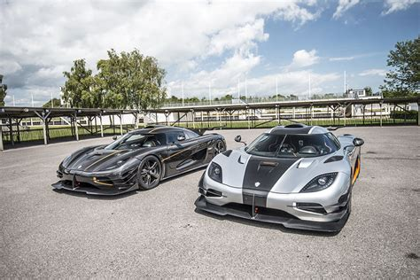 One 1 Koenigsegg Koenigsegg One 1 Added To Forza 6 Gtspirit