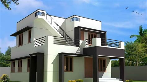 simple modern home modern small house plans simple modern house plan designs