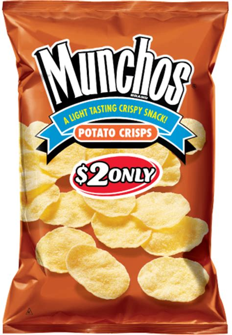 Heb Sweepstakes - munchos 174 original potato crisps
