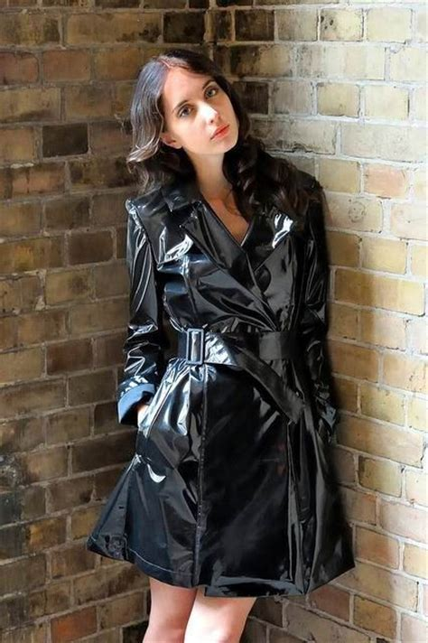 lade in pvc 1000 ideas about plastic raincoat on hooded