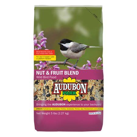 audubon park hummingbird food rating audubon park fruit and nut bird food walmart
