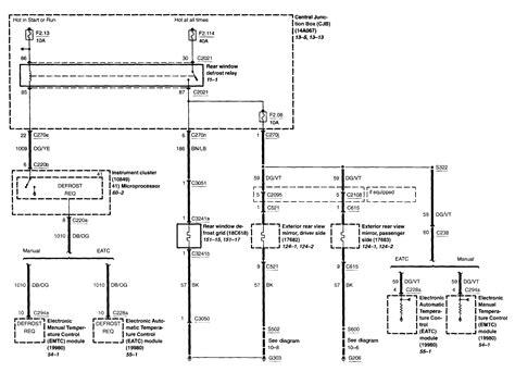 94 camaro power window wiring diagram get free image
