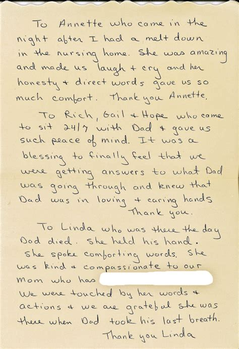 appreciation letter to grandparents read beautiful thank you note written by of