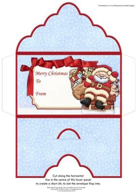 printable envelope christmas decorations 349 best christmas boxes bags envelopes printables images