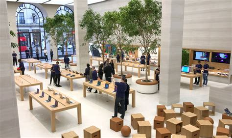 Home Interior Redesign apple store regent street now open first look inside new
