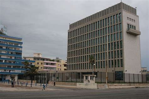 us interest section in havana u s reopens embassy in havana live and let s fly
