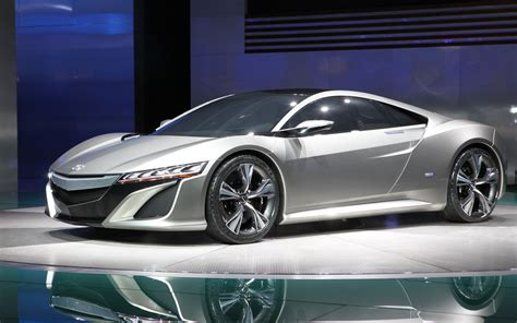 new acura nsx concept mgm car wallpapers hdcarwalls