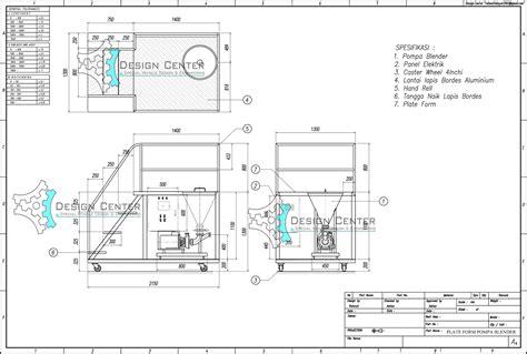 Desain Rancang Bangun 3d Dan Interior Dengan Autocadcd jasa gambar rancang bangun kendaraan bermotor ke dirjendat