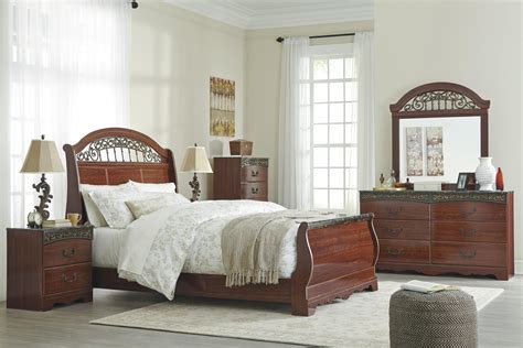 ashley signature bedroom set signature design by ashley fairbrooks estate queen bedroom