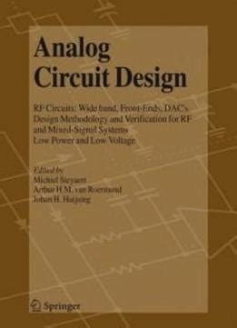 analog layout design books pdf cold regions pavement engineering 1st edition