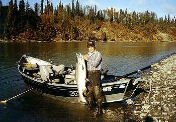 drift boat kenai river alaska drift boat fishing guide kenai river kasilof river